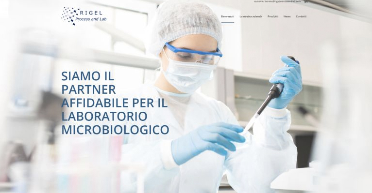 Rigel Process and Lab